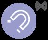 Blautic sensor magnetómetro