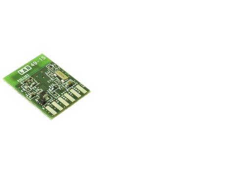 Plataforma Blautic A0-M ultra bajo consumo, movilidad total de los equipos y versatilidad en la conexión de sensores de bajo voltaje, reverso