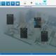 Habitat, Sistema inalámbrico de sensores integrables en textiles detalle software pc