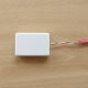 Habitat, Sistema inalámbrico de sensores integrables en textiles detalle hardware